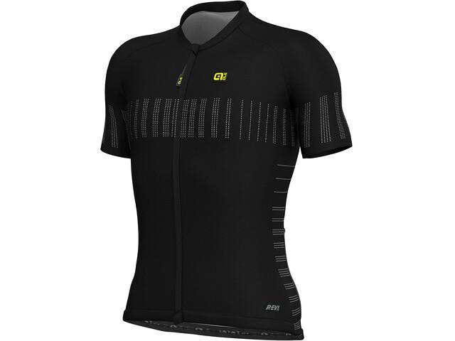 Alé Cycling R-EV1 Cooling Kortærmet cykeltrøje Herrer sort (2019) | Trøjer
